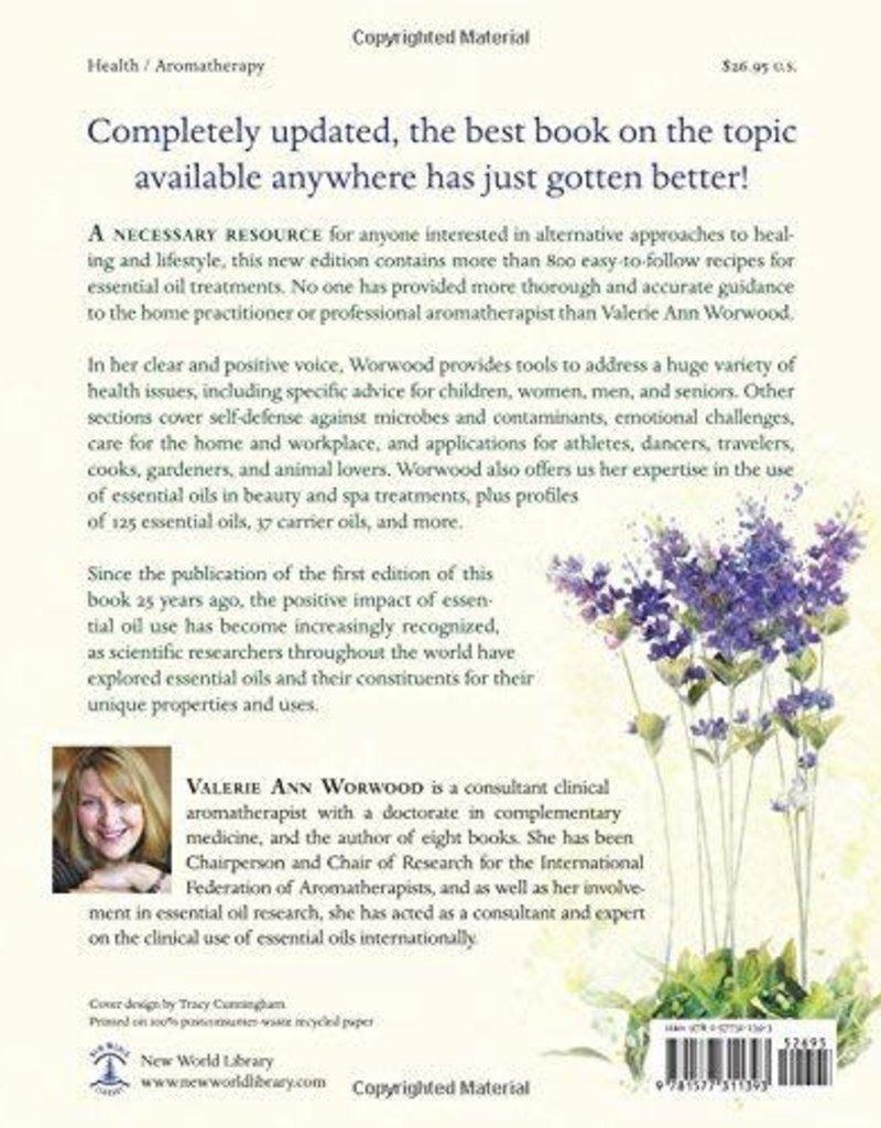 Golden Poppy Herbs Complete Book of Essential Oils & Aromatherapy - Valerie Ann Worwood