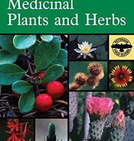 Golden Poppy Herbs Peterson Field Guide to Western Medicinal Plants & Herbs - Steven Foster