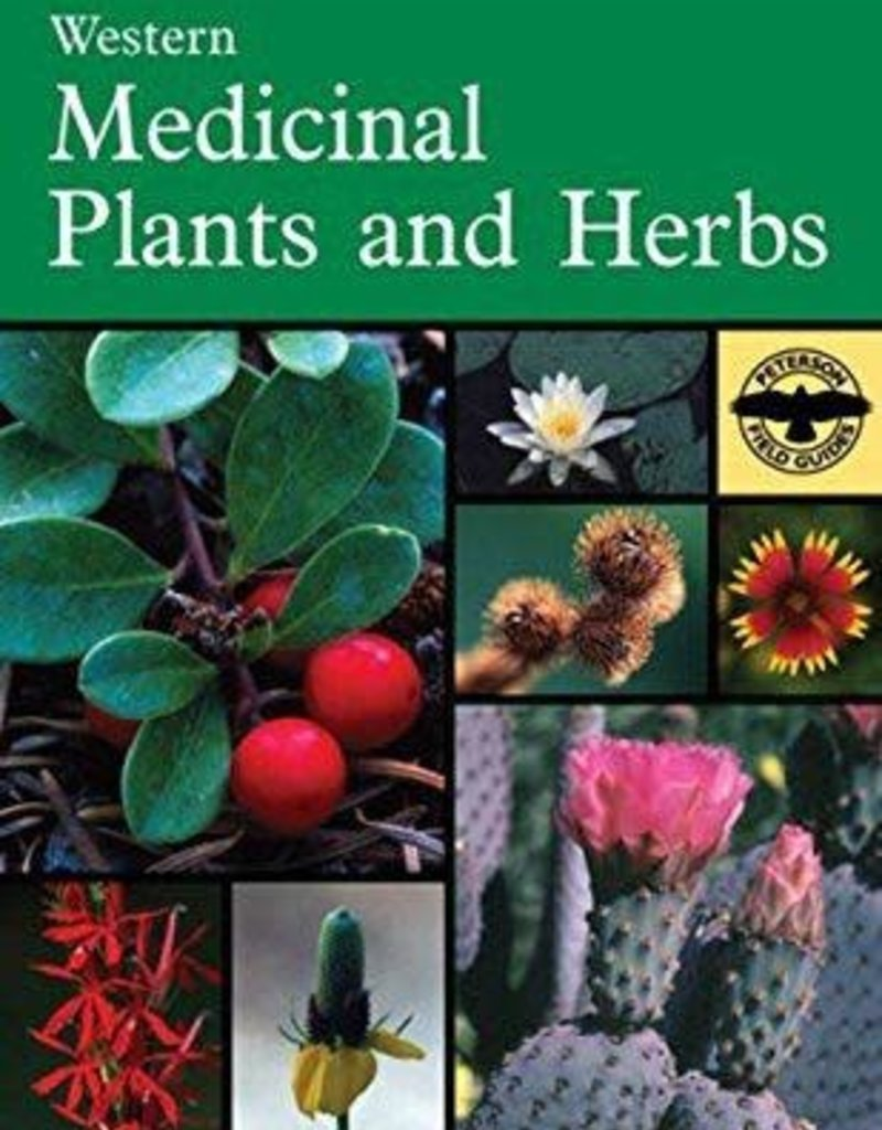 Golden Poppy Herbs Peterson Field Guide to Western Medicinal Plants & Herbs - Steven Foster