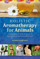 Golden Poppy Herbs Holistic Aromatherapy for Animals - Kristen Bell
