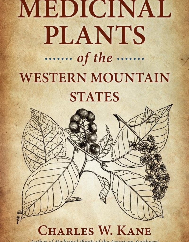 Golden Poppy Herbs Medicinal Plants of the Western Mountain States - Charles Kane