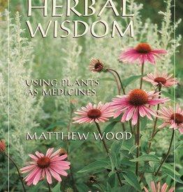 Golden Poppy Herbs Book of Herbal Wisdom - Matthew Wood