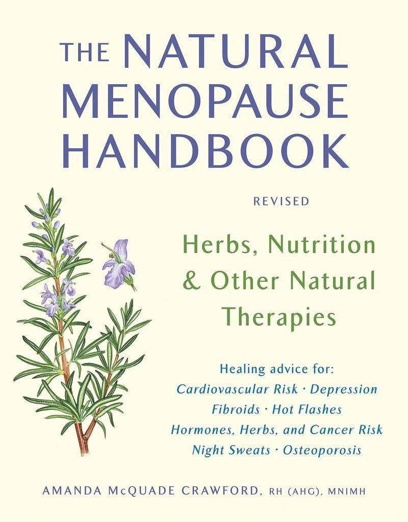 Golden Poppy Herbs Natural Menopause Handbook - Amanda Crawford
