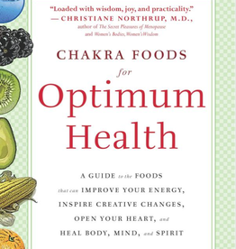 Golden Poppy Herbs Chakra Foods for Optimum Health - Deanna Minich, PhD, CN