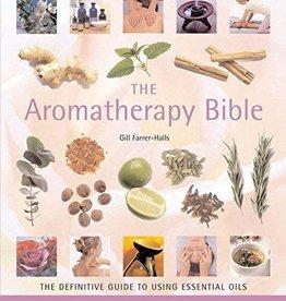 Golden Poppy Herbs Aromatherapy Bible - Gill Farrer-Halls