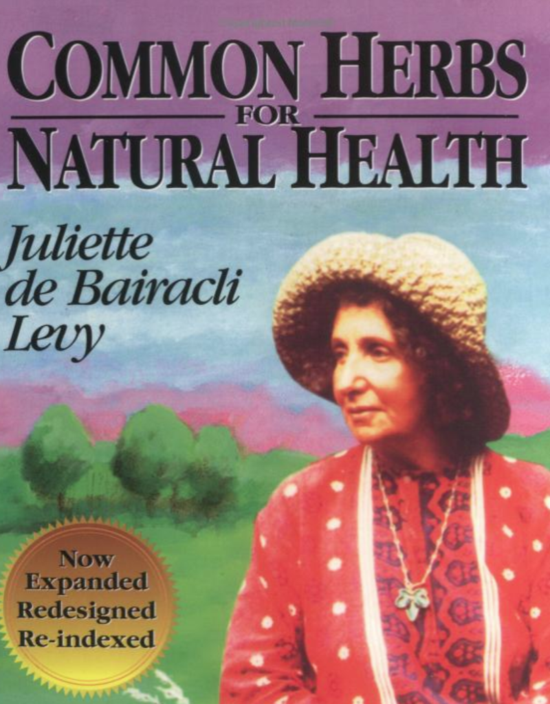 Golden Poppy Herbs DISCO Common Herbs for Natural Health - Juliette de Bairacli Levy