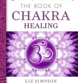 Golden Poppy Herbs Book of Chakra Healing - Liz Simpson