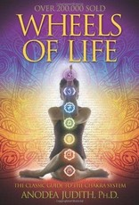 Golden Poppy Herbs Wheels of Life: A User's Guide to the Chakra System –  Anodea Judith
