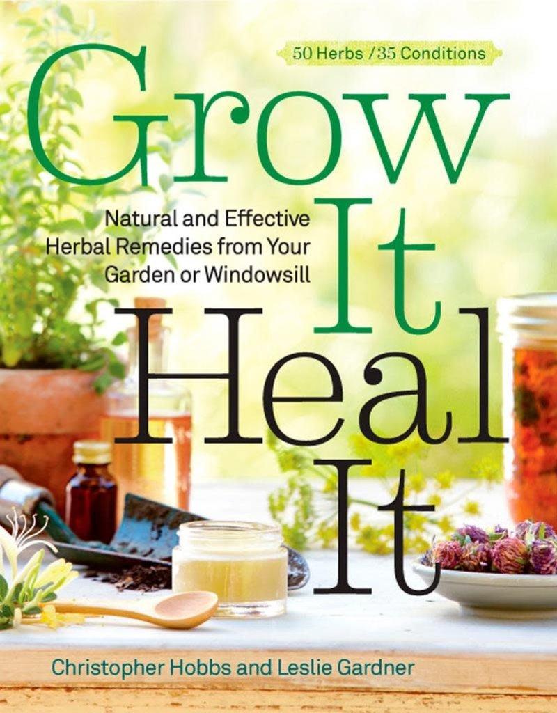Golden Poppy Herbs Grow It Heal It - Christopher Hobbs