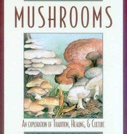 Golden Poppy Herbs Medicinal Mushrooms - Christopher Hobbs