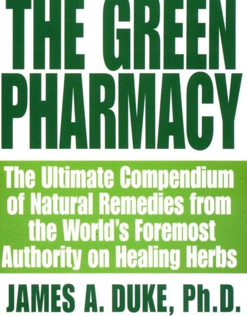Golden Poppy Herbs Green Pharmacy - James Duke
