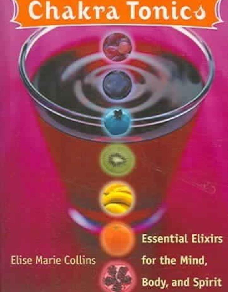 Golden Poppy Herbs Chakra Tonics - Elise Collins