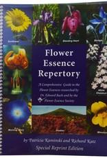 Golden Poppy Herbs Flower Essence Repertory - Patricia Kaminski