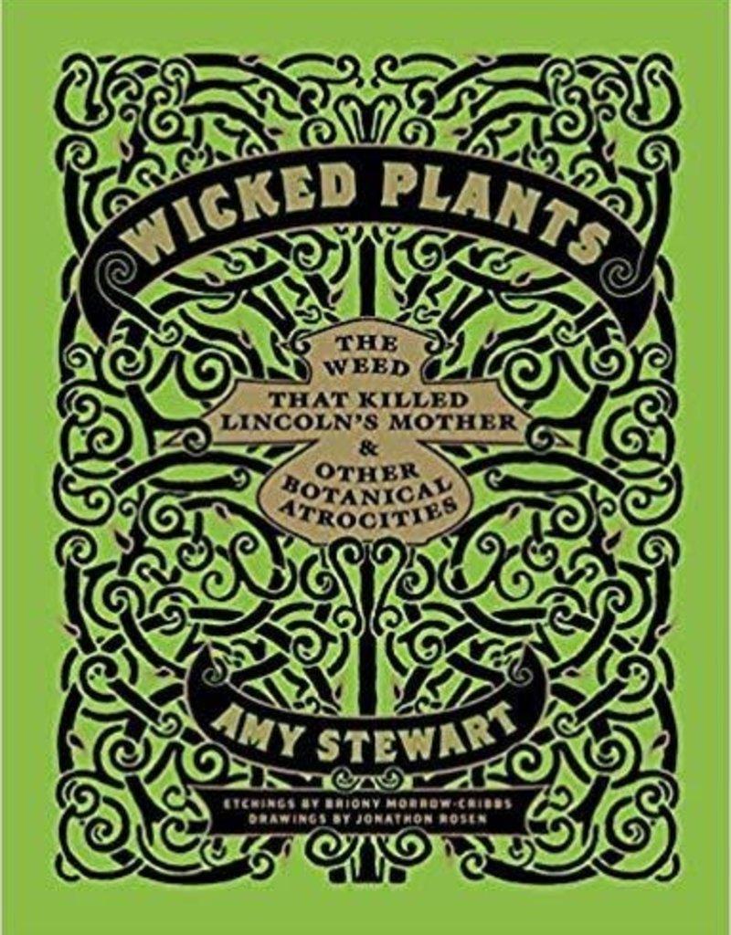 Golden Poppy Herbs Wicked Plants - Amy Stewart