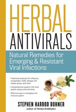 Golden Poppy Herbs Herbal Antivirals - Stephen Harrod Buhner