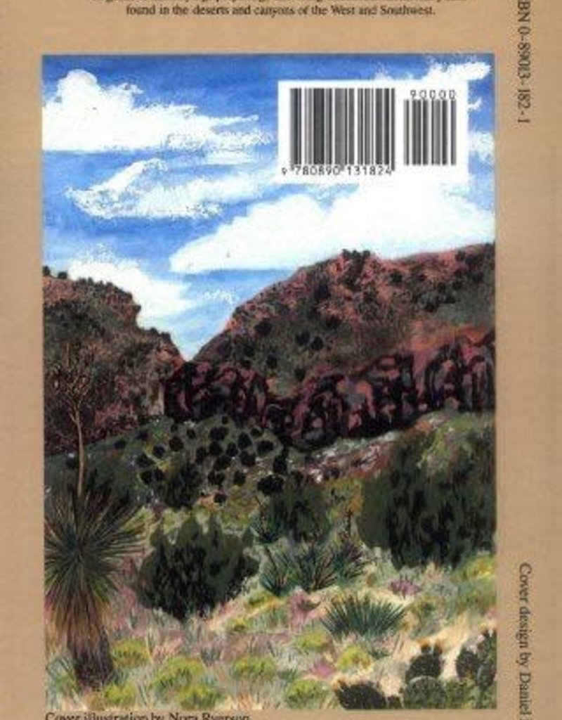 Golden Poppy Herbs Medicinal Plants of the Desert & Canyon West - Michael Moore