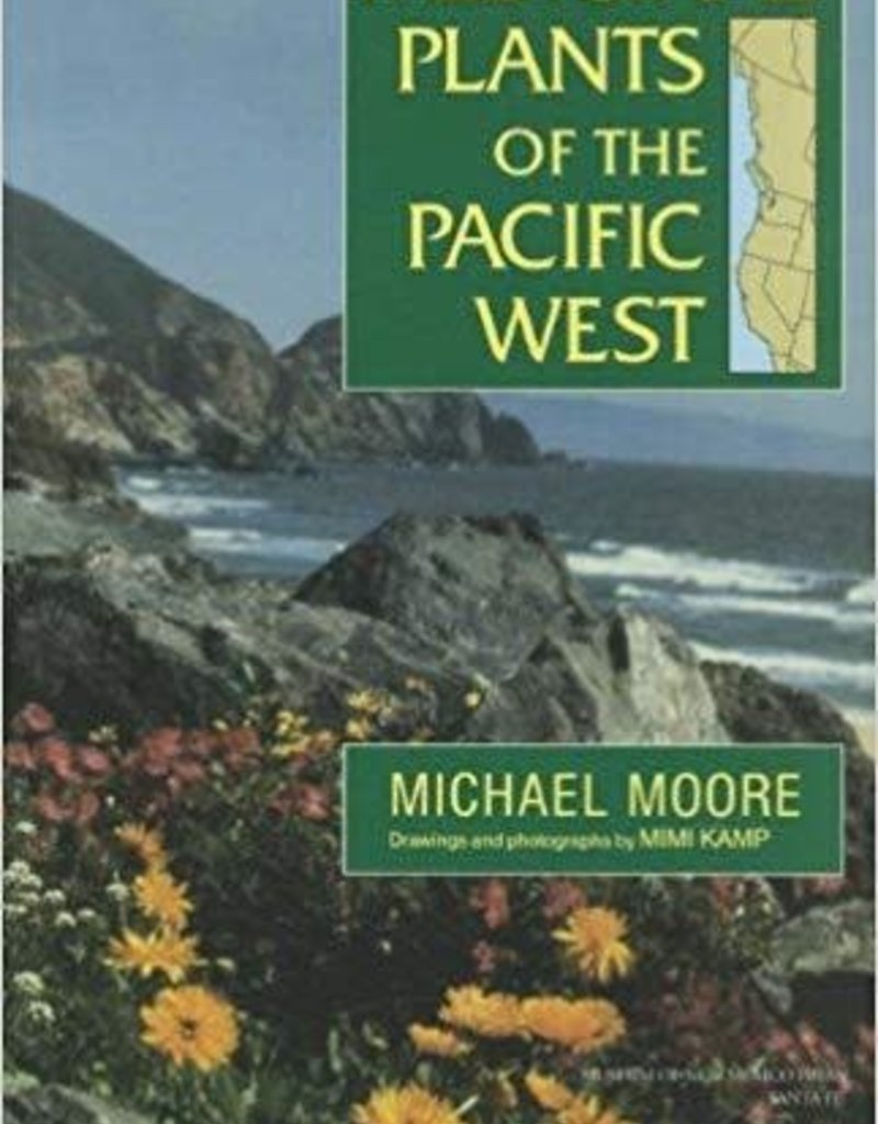 Golden Poppy Herbs Medicinal Plants of the Pacific West - Michael Moore