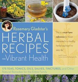 Golden Poppy Herbs Rosemary Gladstar's Herbal Recipes for Vibrant Health