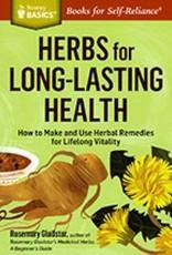 Golden Poppy Herbs Herbs for Long-Lasting Health - Rosemary Gladstar