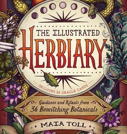 Golden Poppy Herbs The Illustrated Herbiary - Maia Toll