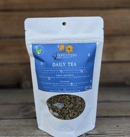 Golden Poppy Herbs Daily Tea Bag, 2oz