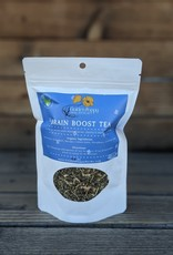 Golden Poppy Herbs Brain Boost Tea, 3 oz bag