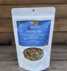 Golden Poppy Herbs Thieves Tea Bag 3.5oz