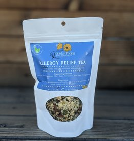 Golden Poppy Herbs Allergy Relief Tea 3oz Bag