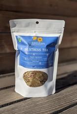 Golden Poppy Herbs De-Stress Tea Bag, 3.5oz