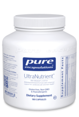 Golden Poppy Herbs UltraNutrient 180 ct. Pure Encapsulations