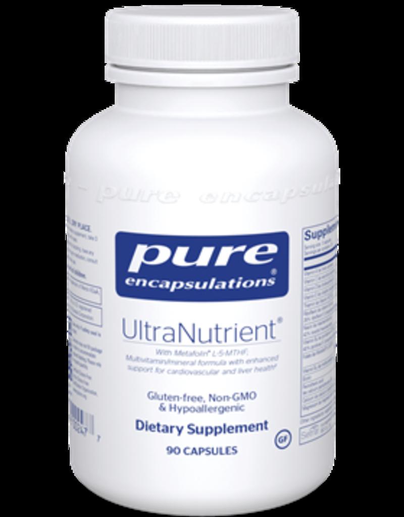 Golden Poppy Herbs UltraNutrient 90ct  - Pure Encapsulations