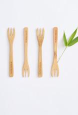 Single Bamboo Fork, Bamboo Straw Co.