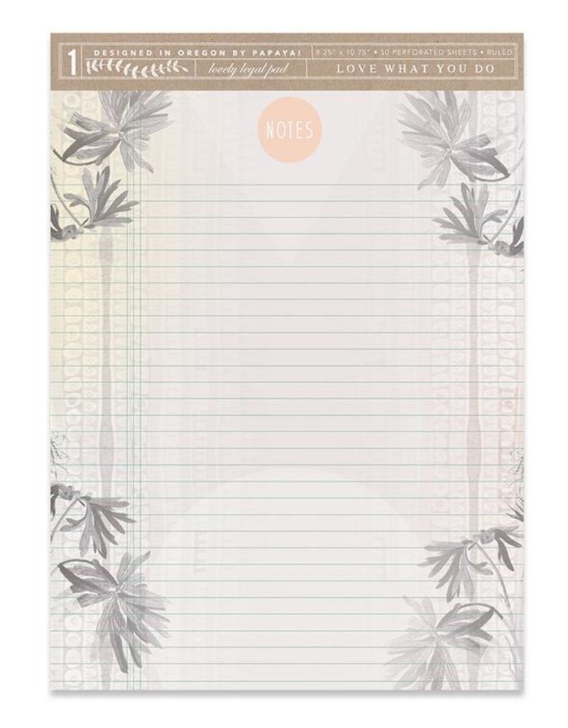Papaya Papaya Note Pads