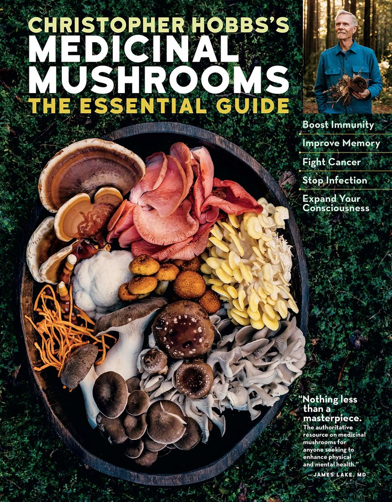 Golden Poppy Herbs Christopher Hobb's Medicinal Mushrooms The Essential Guide