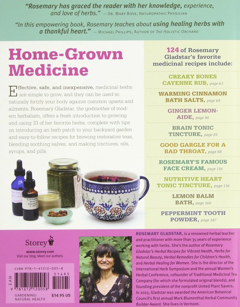 Golden Poppy Herbs Rosemary Gladstar's Medicinal Herbs: A beginner's Guide