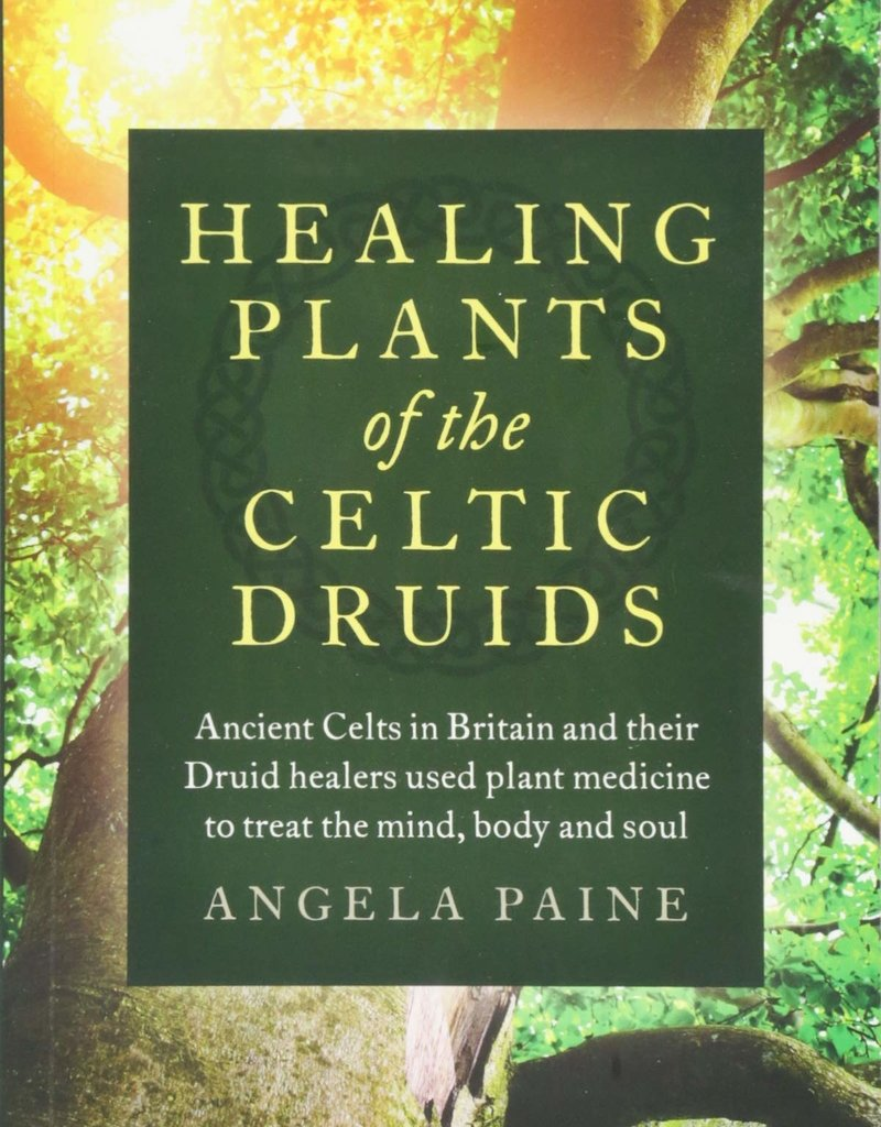 Single Healing Plants of the Celtic Druids: Ancient Celts in Britain and Their Druid Healers Used Plant Medicine to Treat the Mind, Body and Soul - Angela Paine