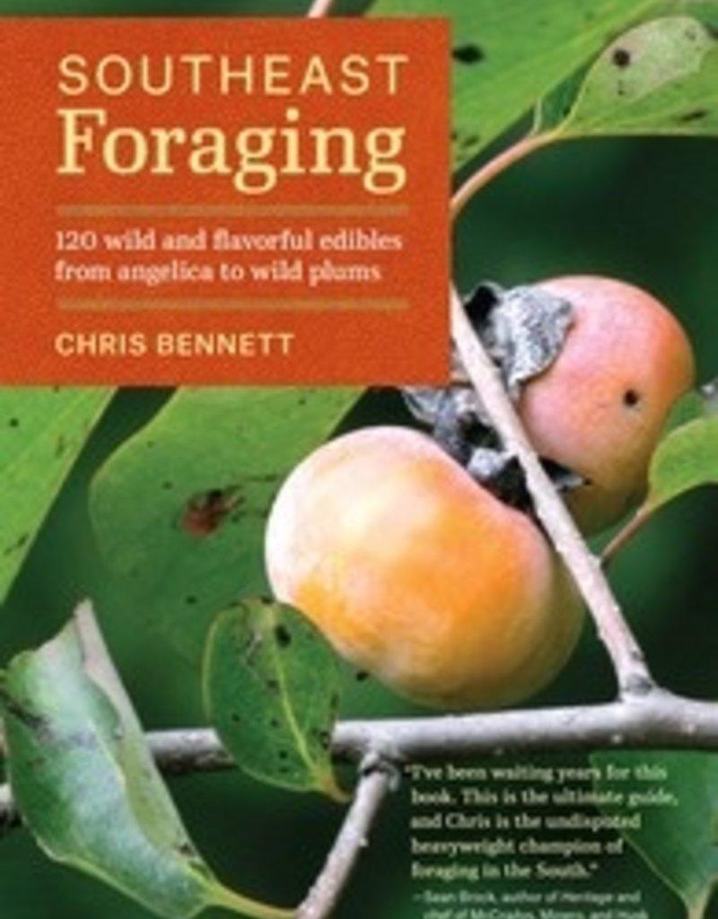 Southeast Foraging - Chris Bennett