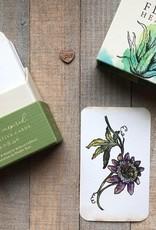 Golden Poppy Herbs Flora Healing Deck - Avec La Vie