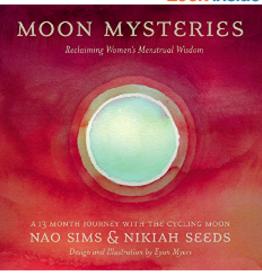 Golden Poppy Herbs Moon Mysteries - Nao Sims & Nikiah Seeds