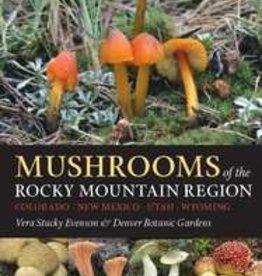 Golden Poppy Herbs Mushrooms of the Rocky Mountain Region - Denver Botanic Gardens