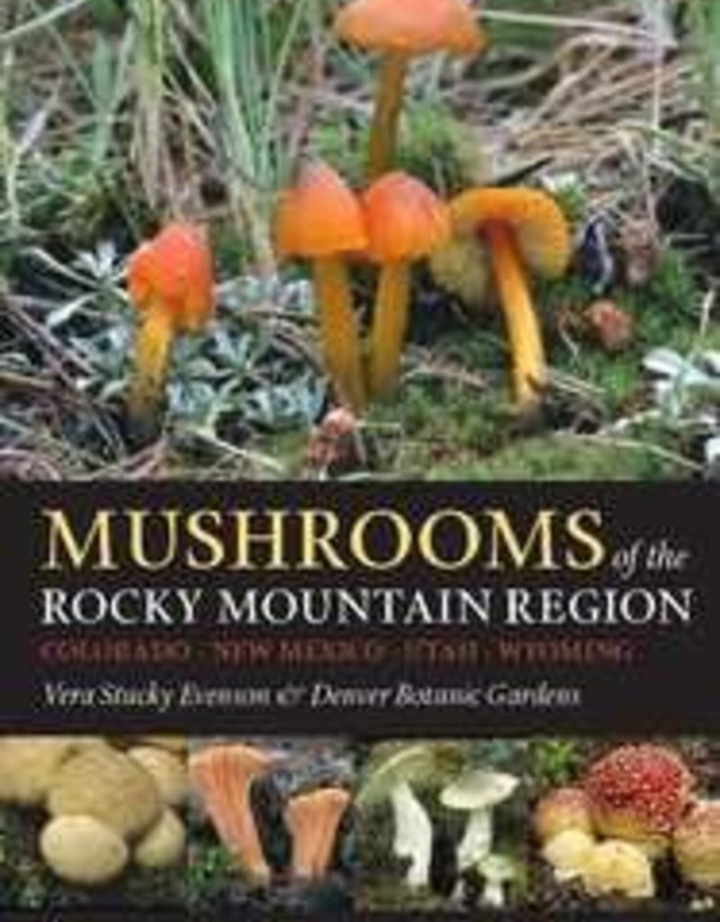 Golden Poppy Herbs Mushrooms of the Rocky Mountain Region - Denver Botanic Gardens