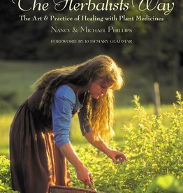Golden Poppy Herbs The Herbalist's Way: The Art and Practice of Healing with Plant Medicines - Michael & Nancy Phillips