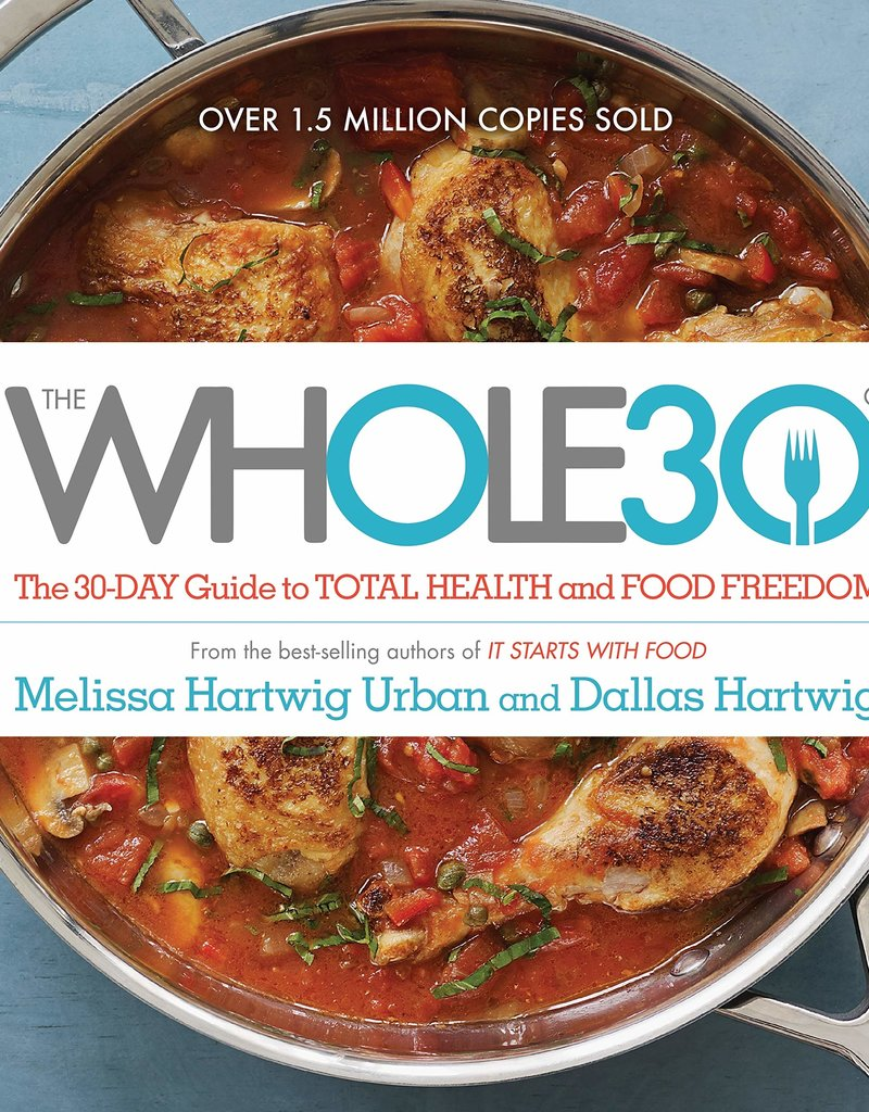 Golden Poppy Herbs Whole30 - Dallas & Melissa Hartwig