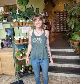 Golden Poppy Herbs Medicinal Flowers Flowy Tank Top