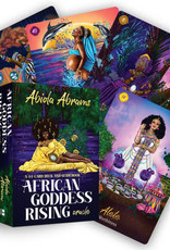 African Goddess Rising By Abiola Abrams