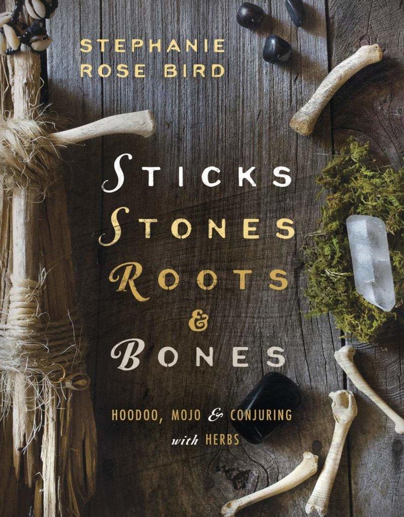 Golden Poppy Herbs Sticks, Stones, Roots & Bones- Stephanie Rose Bird