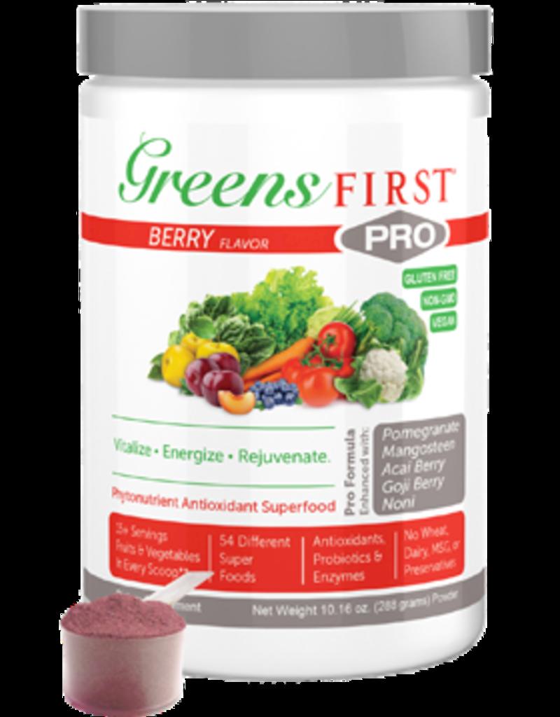 Golden Poppy Herbs GreensFirst Pro Berry Greens