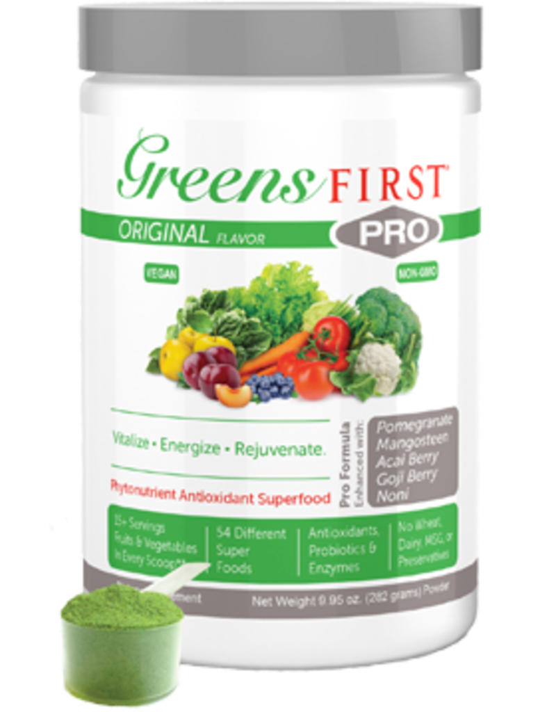 Golden Poppy Herbs GreensFirst Pro Greens Original