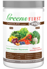 Golden Poppy Herbs GreensFirst Pro Chocolate Greens