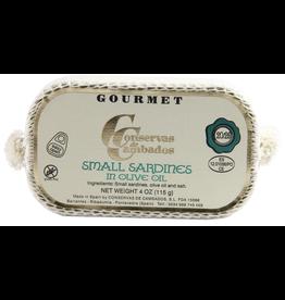 Conservas de Cambados Conservas de Cambados Sardines in Olive Oil